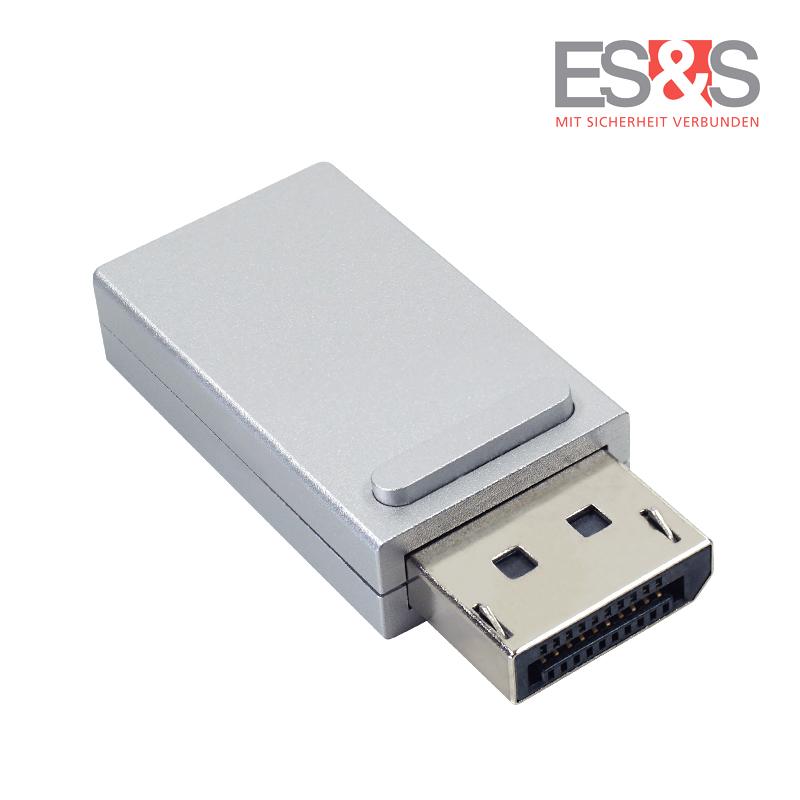 DisplayPort™-Stecker oben