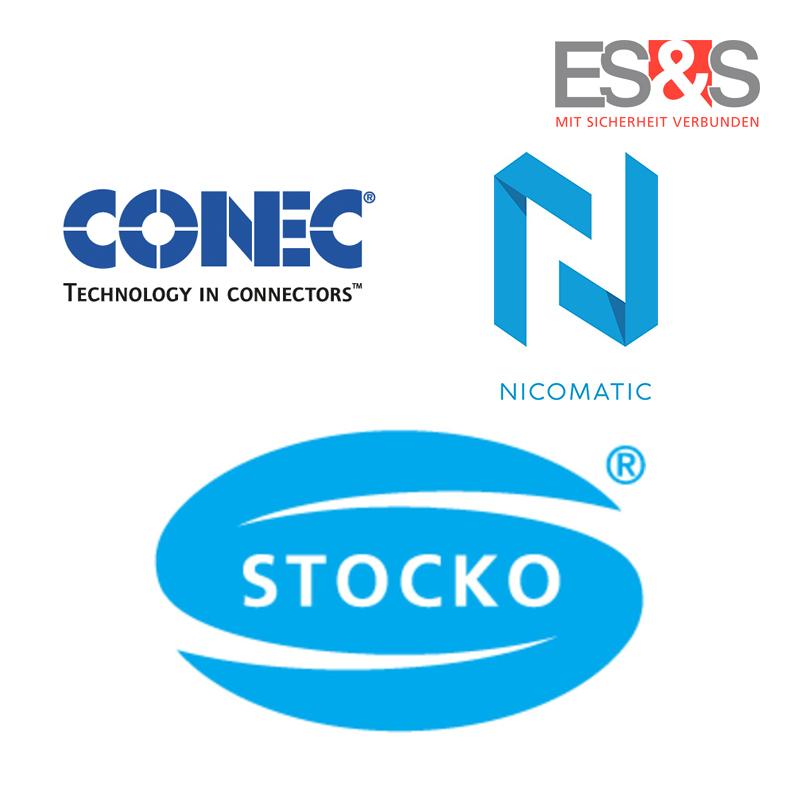 Conec, Nicomatic, Stocko