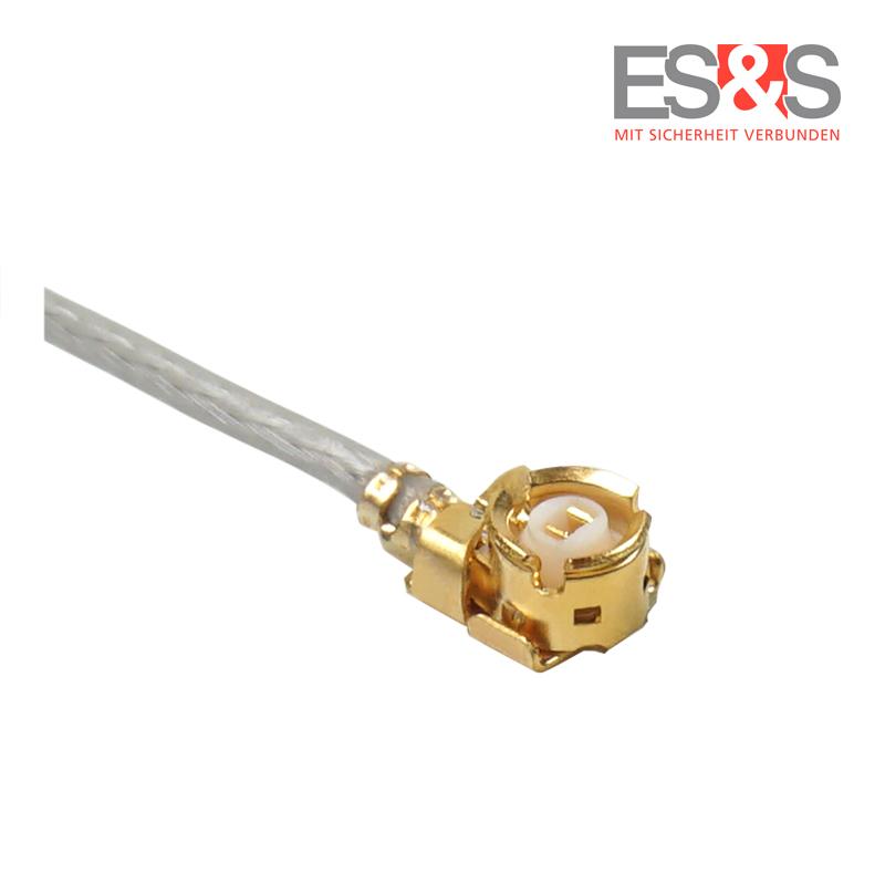 MHF-4 Mikro HF Koaxial Steckverbinder